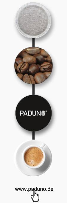 Kaffeeepads, Pads Senseo, Pads, fairer Handel